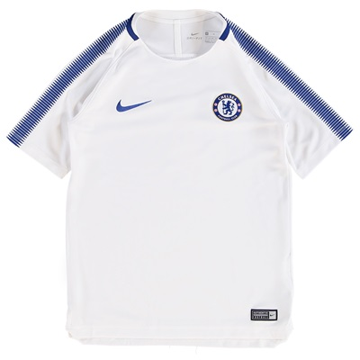 Chelsea Squad Training Top – White – Kids All items