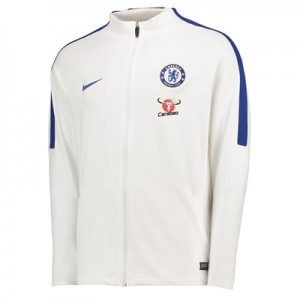 Chelsea Strike Aeroswift Track Jacket – White All items