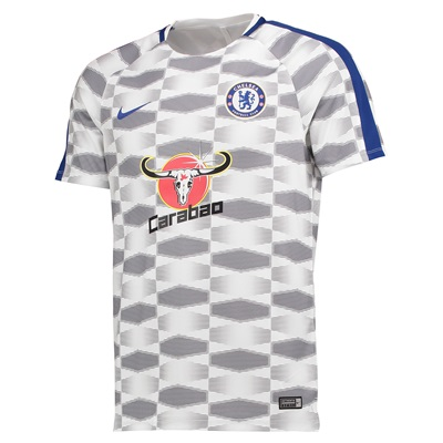 Chelsea Squad Pre-Match Training Top – White All items