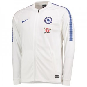Chelsea Squad Track Jacket – White All items