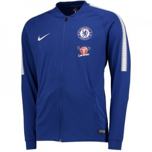 Chelsea Squad Track Jacket – Blue All items