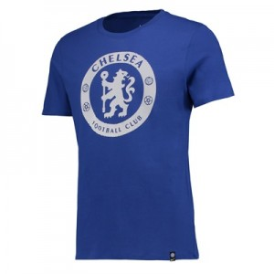 Chelsea Crest T-Shirt – Blue All items