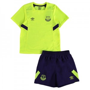 Everton Infant Training Kit – Safety Yellow/Parachute Purple All items