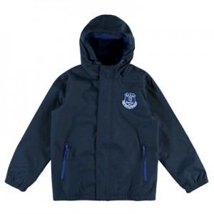 Everton Essential Shower Jacket – Navy (2-13yrs) All items