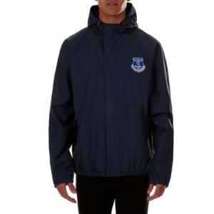 Everton Essential Shower Jacket – Navy All items