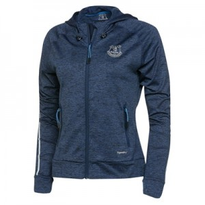 Everton Sport Full Zip Hoodie – Eclipse Marl/Reflective – Womens All items
