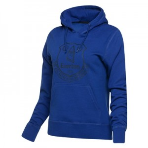 Everton Essential OTH Hoodie – Royal – Womens All items