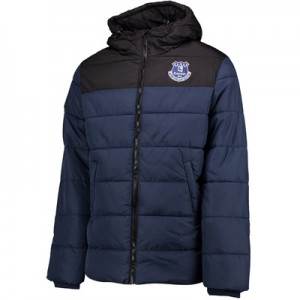 Everton Essential Padded Coat – Navy/Black All items