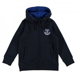 Everton Essential Full Zip Hoodie – Navy (6-13yrs) All items