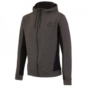 Everton Ath Tech Fleece FZ Hoodie – Charcoal Marl All items