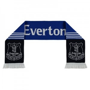 Everton Jacquard Scarf All items