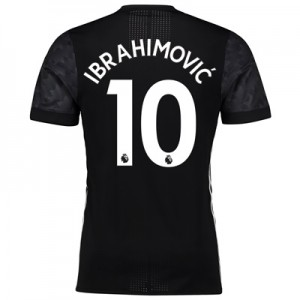 Manchester United Away Adi Zero Shirt 2017-18 with Ibrahimovic 10 prin All items