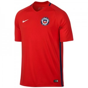 Chile Home Shirt 2016 – Kids T-shirts