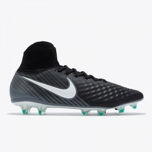 Nike Magista Orden II Firm Ground Football Boots – Black/White/Dark Gr All items
