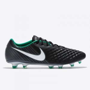 Nike Magista Opus II Firm Ground Football Boots – Black/White/Dark Gre All items