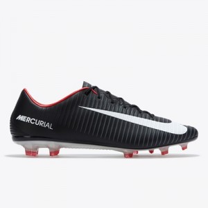 Nike Mercurial Veloce III Firm Ground Football Boots – Black/White/Dar All items