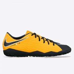 Nike Hypervenom Phelon III Astroturf Trainers – Laser Orange/Black/Bla All items
