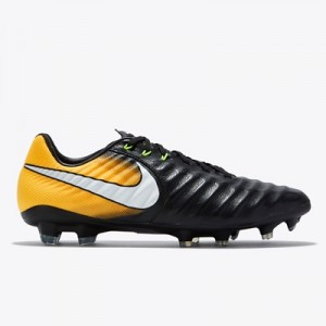 Nike Tiempo Legacy III Firm Ground Football Boots – Black/White/Laser All items