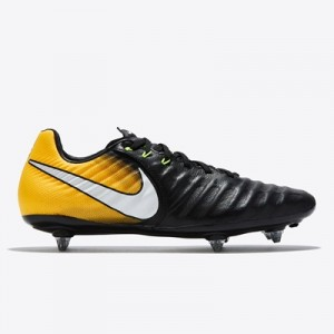 Nike Tiempo Legacy III Soft Ground Football Boots – Black/White/Laser All items