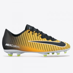 Nike Mercurial Vapor XI Firm Ground Football Boots – Laser Orange/Blac All items