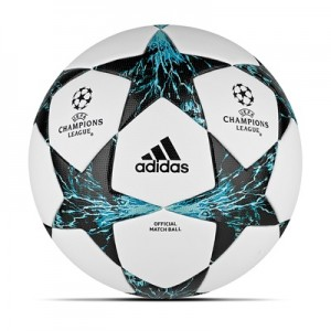 adidas UEFA Champions League Finale 17 Official Match Football – White All items