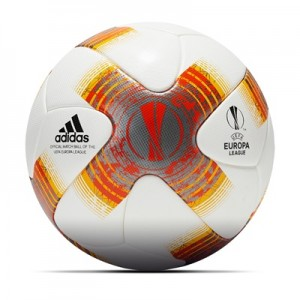 adidas UEFA Europa League Official Match Football – White/Iron Met./Bl All items