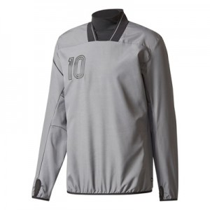 adidas Tango Hybrid Training Top – Grey Four All items