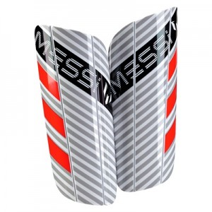 adidas Messi 10 Shinguards – White/Clear Onix/Black All items