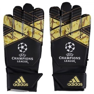 adidas Young Pro UEFA Champions League Goalkeeper Gloves – Black/White All items