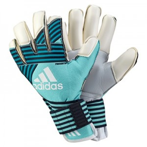 adidas Ace Trans Finger Tip Goalkeeper Gloves – Energy Aqua/Energy Blu All items