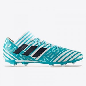 adidas Nemeziz Messi 17.3 Firm Ground Football Boots – White/Legend In All items
