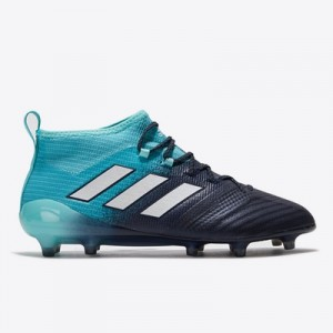 adidas Ace 17.1 Firm Ground Football Boots – Energy Aqua/White/Legend All items