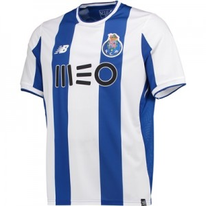 FC Porto Home Shirt 2017-18 All items