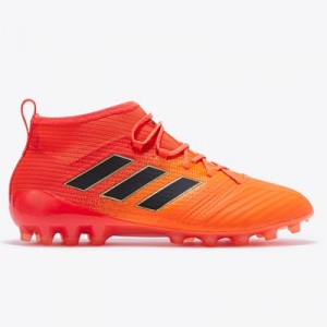 adidas Ace 17.1 Artificial Grass Football Boots – Solar Orange/Core Bl All items
