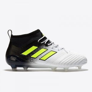 adidas Ace 17.1 Firm Ground Football Boots – White/Solar Yellow/Core B All items