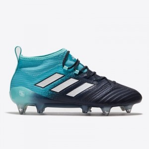 adidas Ace 17.1 Soft Ground Football Boots – Energy Aqua/White/Legend All items