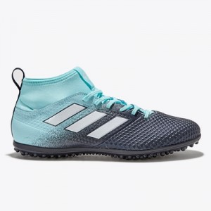 adidas Ace Tango 17.3 Astroturf Trainers – Energy Aqua/White/Legend In All items