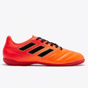 adidas Ace 17.4 Indoor Trainers – Solar Orange/Core Black/Solar Red- K All items