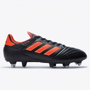adidas Copa 17.2 Soft Ground Football Boots – Core Black/Solar Red/Sol All items