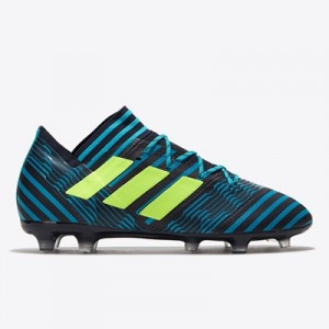 adidas Nemeziz 17.2 Firm Ground Football Boots – Legend Ink/Solar Yell All items