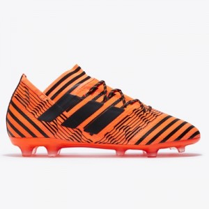 adidas Nemeziz 17.2 Firm Ground Football Boots – Solar Orange/Core Bla All items
