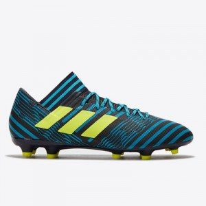 adidas Nemeziz 17.3 Firm Ground Football Boots – Legend Ink/Solar Yell All items