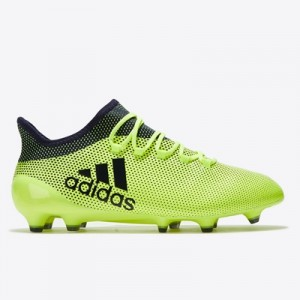adidas X 17.1 Firm Ground Football Boots – Solar Yellow/Legend Ink/Leg All items