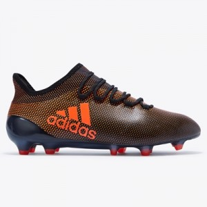 adidas X 17.1 Firm Ground Football Boots – Core Black/Solar Red/Solar All items