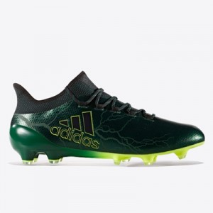 adidas X 17.1 Firm Ground Football Boots – Core Black/Core Black/Solar All items