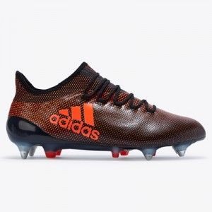 adidas X 17.1 Soft Ground Football Boots – Core Black/Solar Red/Solar All items