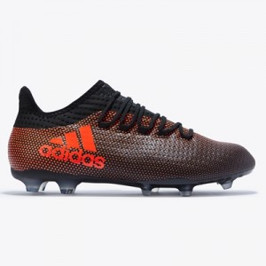 adidas X 17.2 Firm Ground Football Boots – Core Black/Solar Red/Solar All items