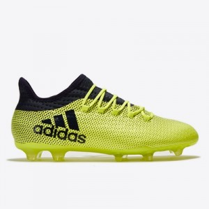 adidas X 17.2 Firm Ground Football Boots – Solar Yellow/Legend Ink/Leg All items