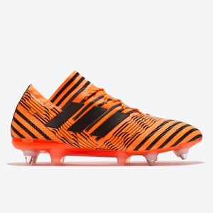 adidas Nemeziz 17.1 Soft Ground Football Boots – Solar Orange/Core Bla All items