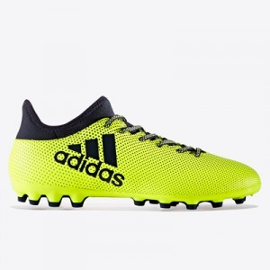 adidas X 17.3 Artificial Grass Football Boots – Solar Yellow/Legend In All items